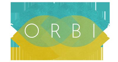 corbis logo white